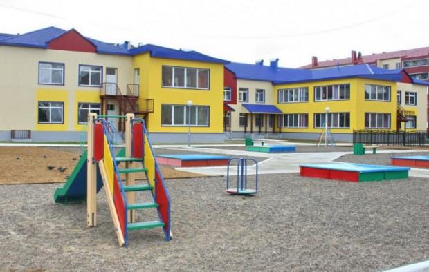 В Днепропетровске началось строительство крупного детского сада