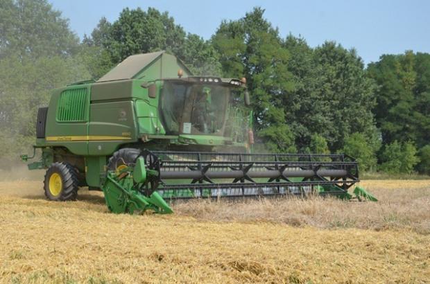 На Днепропетровщине завершают собирать поздние зерновые