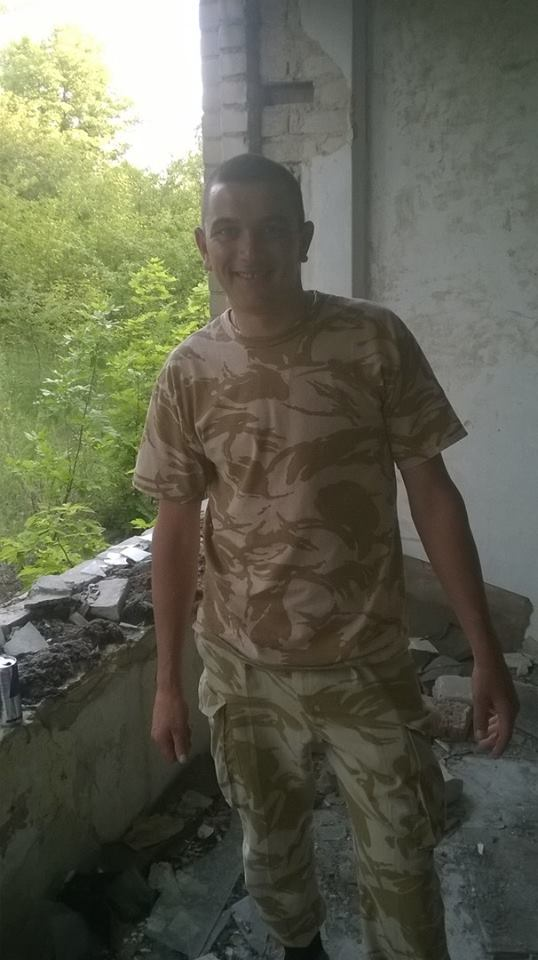 На войне погиб еще один житель Днепропетровщины