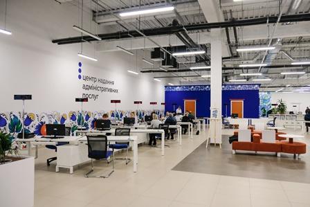 ЦПАУ Днепропетровщины предоставили с начала года почти 650 тысяч услуг и консультаций