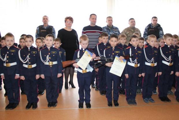 Депутат зустрівся з юними захисниками Вітчизни