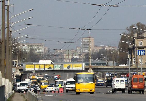 В Дніпропетровській області знизився пасажиропотік ще до введення карантину