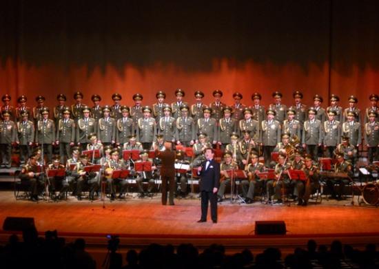«Гимн Новороссии» исполнит Краснознамённый Ансамбль песни и пляски Российской Армии