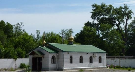 В храме на окраине Днепропетровска молятся о здравии Путина