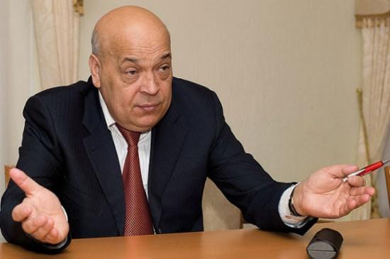 Эти ваши п…ры из Партии регионов подожгли Донбасс — Геннадий Москаль