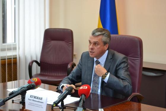 После «коррупционного скандала» в Крыму, Кужман «всплыл» в Днепропетровской ОГА