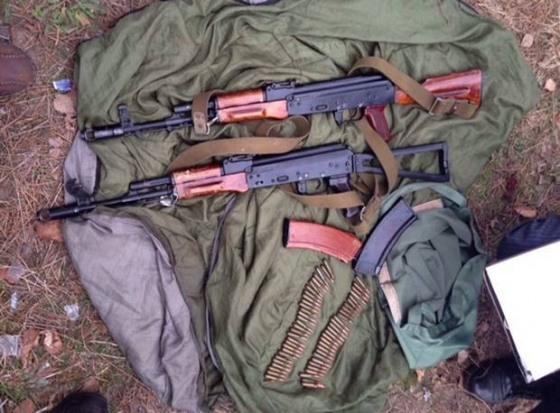 Волонтер торговал оружием из зоны АТО «под заказ»