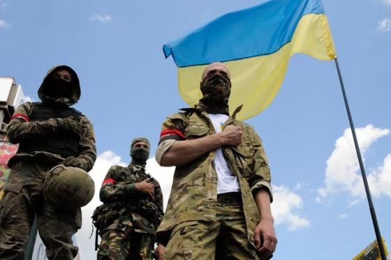 Силы «Правого сектора» выводят из Донецкого аэропорта — комбат