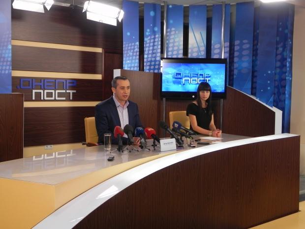 Загид Краснов: «В горсовете «Громадська сила» будет в конструктивной оппозиции»