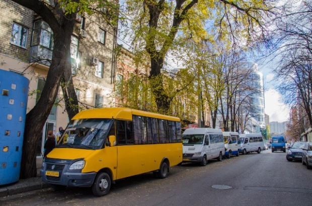 Днепропетровские пассажиры жалуются на непунктуальных маршрутчиков