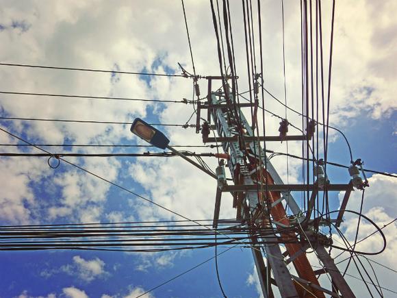 Без электроснабжения оставят дома в 2 районах Днепра
