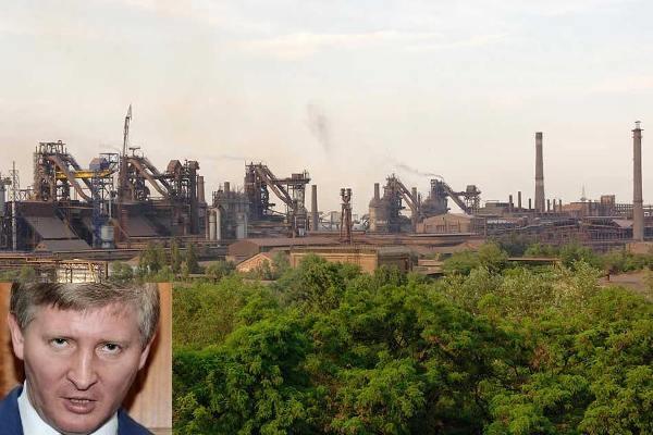 Предприятие Ахметова обесточило крупного поставщика электроэнергии в Каменском