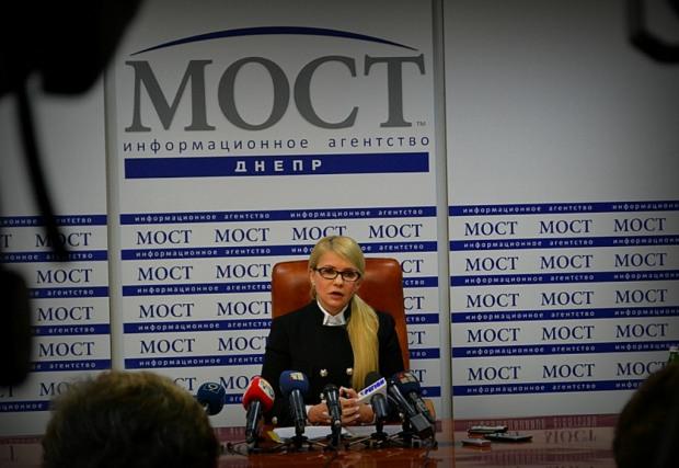 Тимошенко: стервятники обсели КБ «Южное», а «Южмаш» вычеркнули из жизни страны