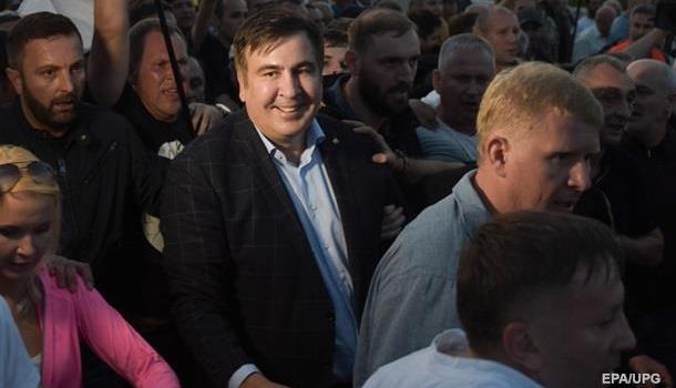 Михаил Саакашвили собирается в Днепр