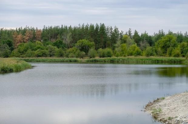 На Днепропетровщине возродилась река Песчанка