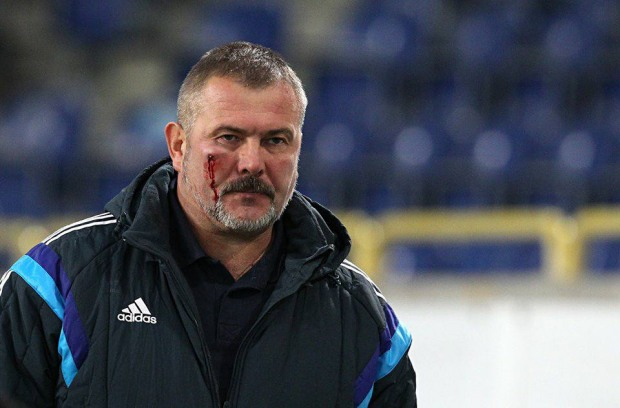 Нардепа Юрия Березу избили во время матча фанаты «Днепра»
