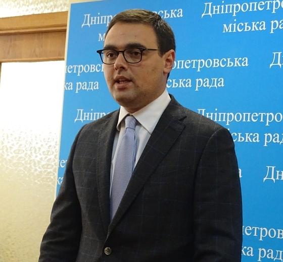 Днепропетровский райсуд запретил законный отзыв секретаря Днепровского горсовета