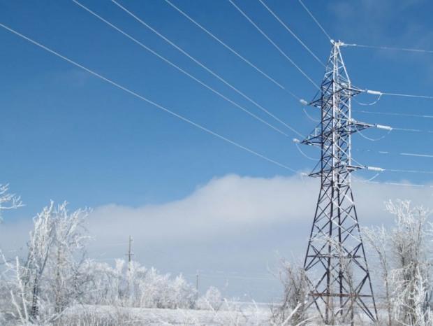 Сотни домов останутся без электричества в 6 районах Днепра