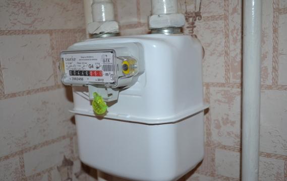 В середине января произойдет установка газовых счетчиков на 39 улицах Днепра