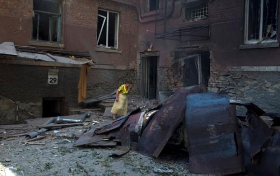 Блокада Луганска продолжается 11 дней
