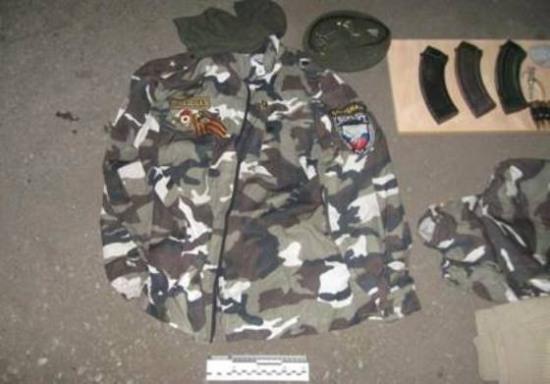 Под Першотравенском была перестрелка с террористами «Беркут-СМЕРШ»