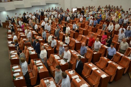 Ликвидация райсоветов в Днепропетровске: депутаты собираются на совещание