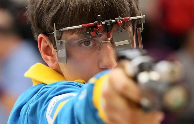 Днепропетровские стрелки получили три золотых медали
