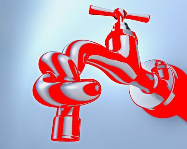 В Днепре из-за аварии оставят без воды часть многоэтажек и частных домов