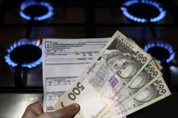 Информативный долг по газу