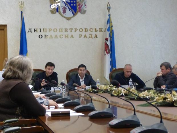 В областной комиссии по установлению защитников целостности и суверенитета Украины изменения