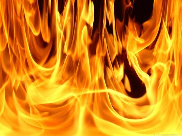 В Днепре во время пожара погиб мужчина