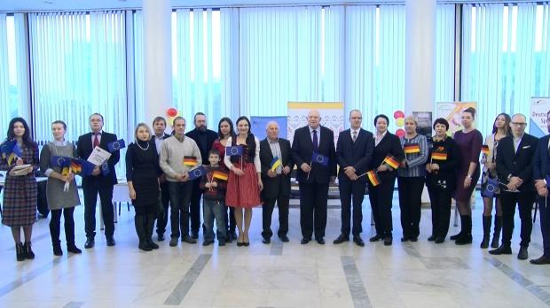 Днепр дал старт «Неделям Германии в Украине 2017»