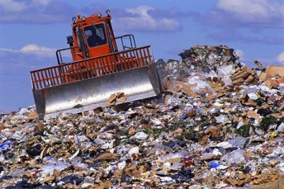 Начинается 13-летняя борьба с отходами мусора