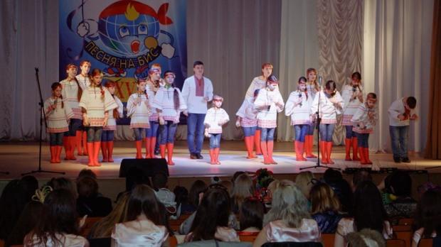На «Песню на Бис» съехались участники из 6 стран