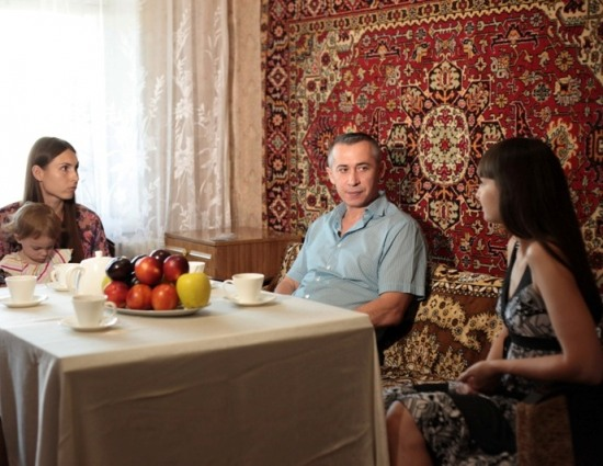 Помощь Загида Краснова женам патриотов Донбасса