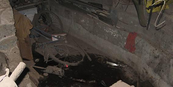 На Днепропетровщине погиб от взрыва «черный археолог»
