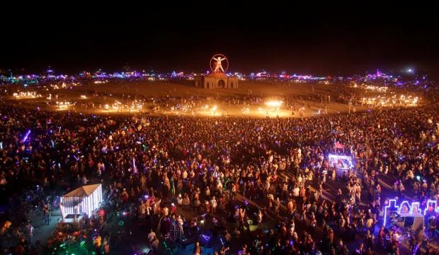 Фестиваль «Burning Man 2016»: безумие в пустыне (ФОТО, ВИДЕО)