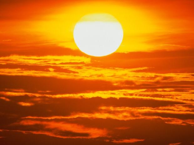 В Днепр возвращается жаркое лето