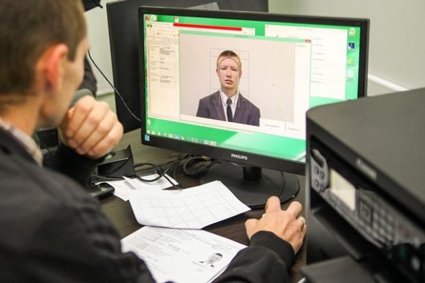 В сельском ЦНАПе стала доступна выдача биометрических паспортов