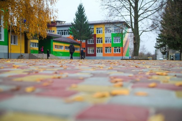 Солонянская школа станет учебным заведеним европейского уровня