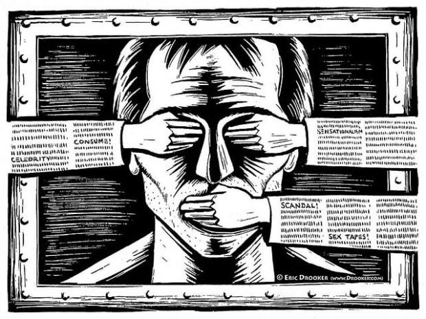 Глава райсовета и секретарь горсовета на Днепропетровщине признаны «врагами реформирования прессы»