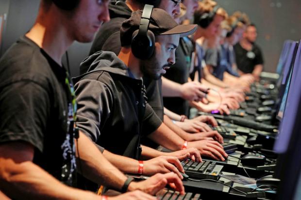 Три топовые видеоигры киберспорта