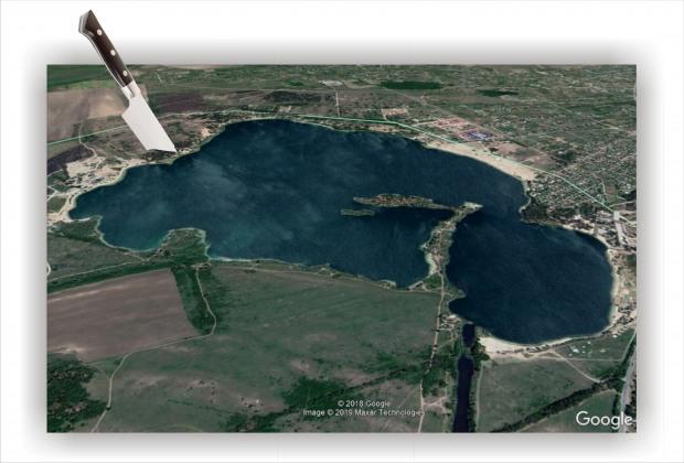 Земля та екс-прокурори: ласий шматок берегу «Блакитного озера» перейшов у приватні руки