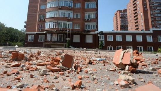 Будничная жизнь Донецка под обстрелами и взрывами