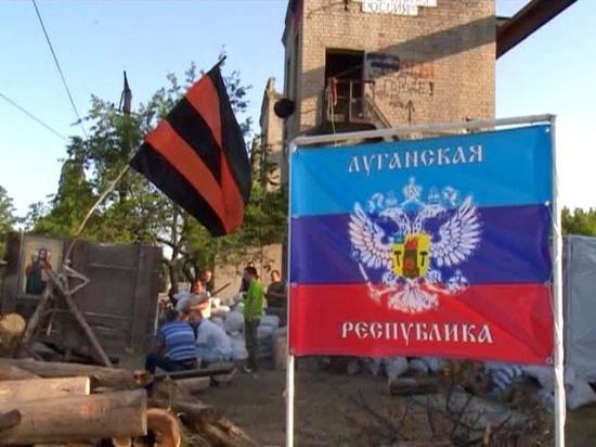 Луганск почти окружен, террористы принудительно мобилизуют горожан