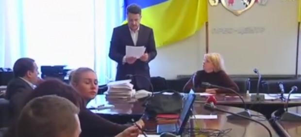 Члены Днепропетровского горизбиркома «взбунтовались» против своей главы – Валентины Панкулич