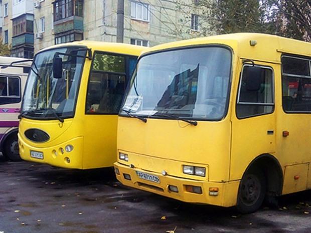 Водитель маршрутки перепутал Никополь с Кривым Рогом