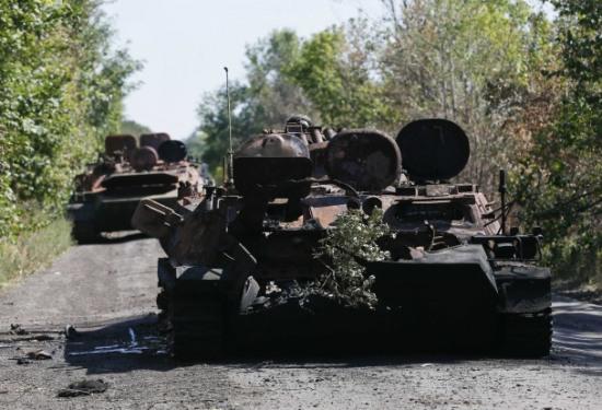 72 погибших бойца найдены под Иловайском и Саур-Могилой