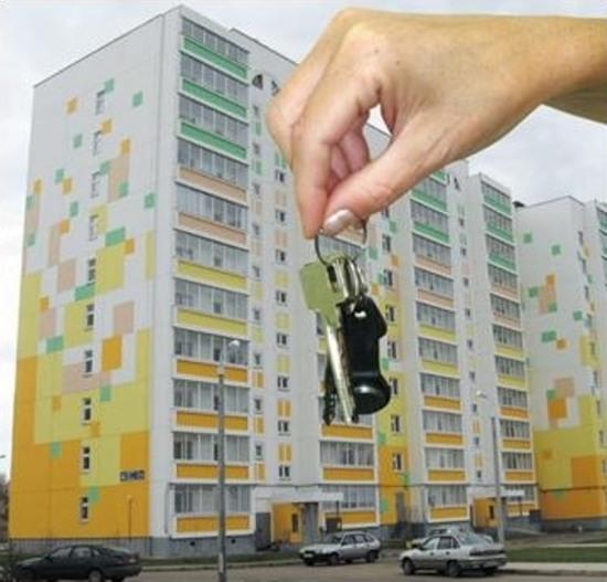 Спасателям вручат квартиры