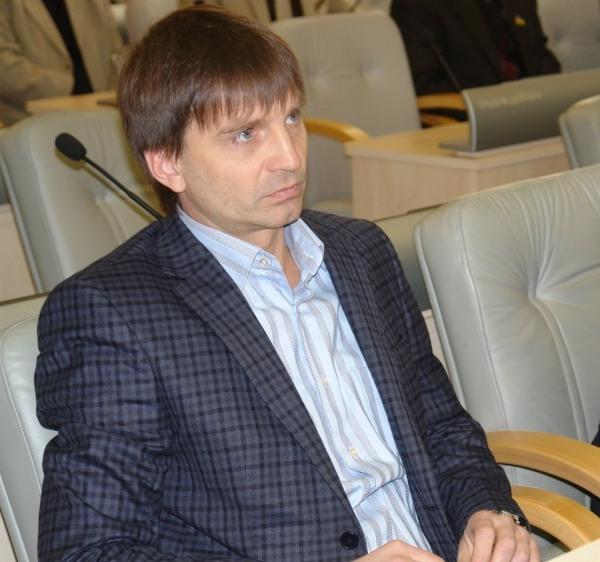 Избрали председателя Днепропетровского областного совета нового созыва
